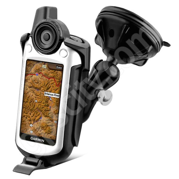 RAM Mount Garmin Colorado Series Grip-Lock Suction Cup Mount