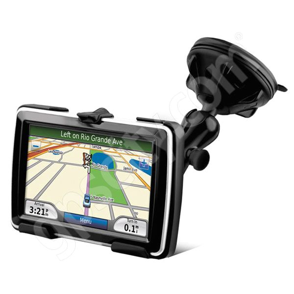 RAM Mount Garmin nuvi 5000 Series Grip-Lock Suction Mount