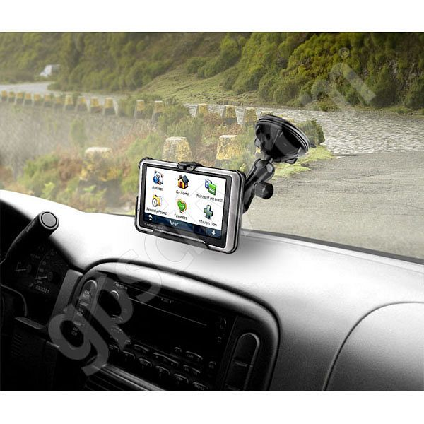 RAM Mount Garmin nuvi 1300 Series Grip-Lock Suction Cup Mount RAP-B-166-2-GA34U