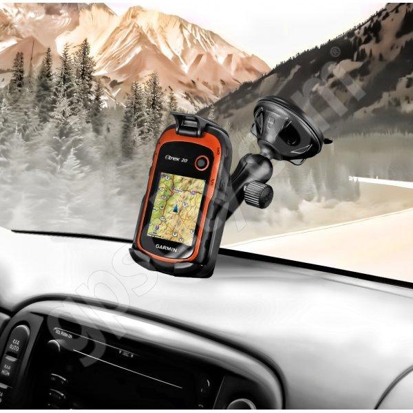 T Rex Car Price >> RAM Mount Garmin eTrex 10 20 30 Lite Suction Mount RAP-B ...