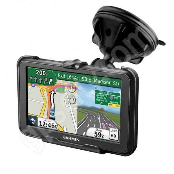 RAM Mount Garmin nuvi 50 Lite Suction Mount RAP-B-166-2-GA50U