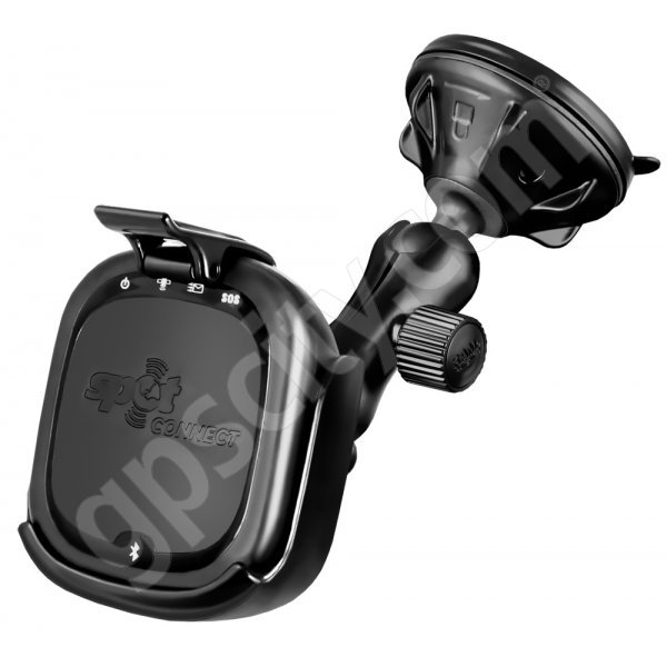 RAM Mount SPOT Connect and Satellite Communicator Series Grip-Lock Suction Cup Mount Additional Photo #1