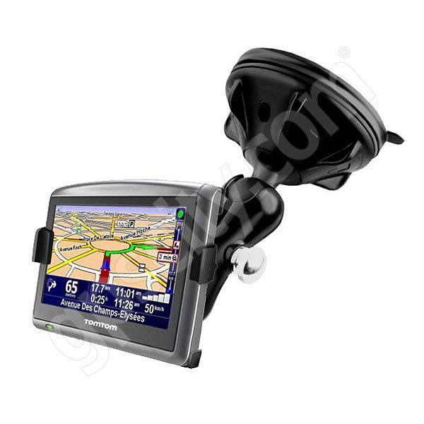 RAM Mount TomTom ONE XL Series Grip-Lock Suction Cup Mount