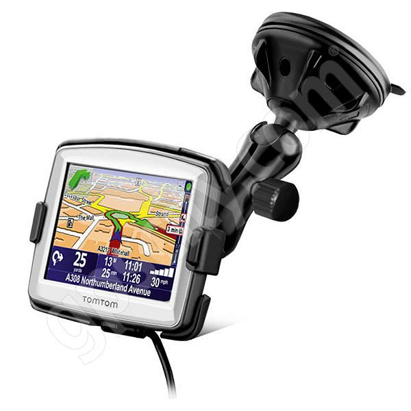 RAM Mount TomTom ONE 130 Series Grip-Lock Suction Cup Mount