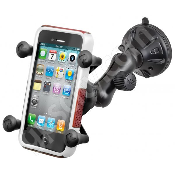 RAM Mount Universal X-Grip Lite Suction Mount RAP-B-166-2-UN7U
