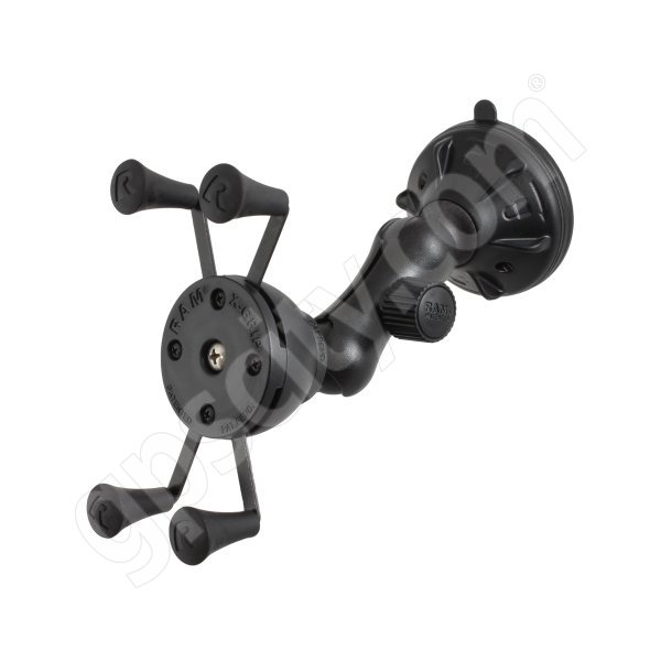 RAM Mount Universal X-Grip Lite Suction Mount RAP-B-166-2-UN7U Additional Photo #1