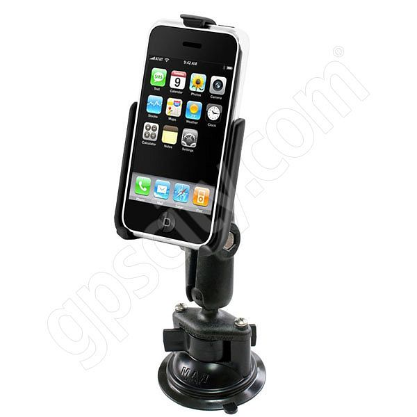 RAM Mount iPhone 3G 3GS Suction Mount RAP-B-166-AP6