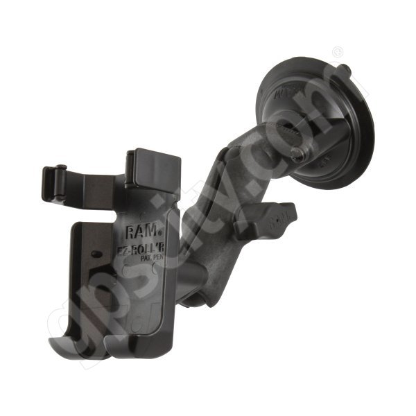RAM Mount Garmin GPSMAP 78 Series Plastic Locking Suction Mount