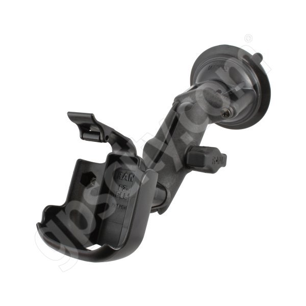 RAM Mount Plastic SPOT Connect GPS Suction Mount RAP-B-166-SPO3U