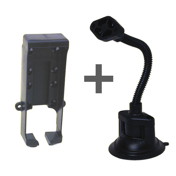RAM Mount Garmin GPS Suction Mount Flex RAP-105-6224-GA1U