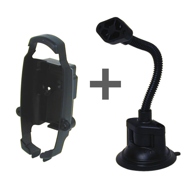 RAM Mount Magellan Sportrak Gooseneck Suction Mount RAP-105-6224-MA3U