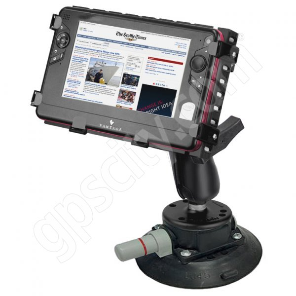 RAM Mount Netbook Tablet Vacuum Suction Mount