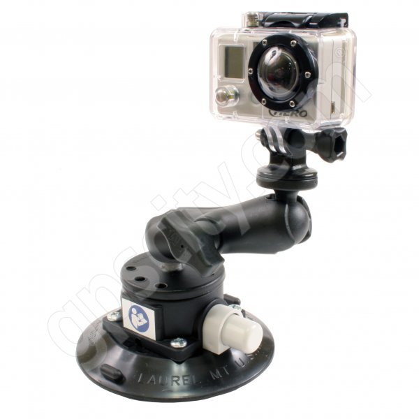 RAM Mount GoPro Hero Vacuum Suction Mount