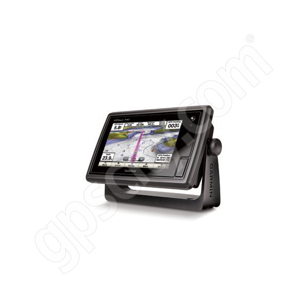Garmin GPSMAP 741 with Preloaded U.S. Lakes and U.S. BlueChart g2 Additional Photo #2