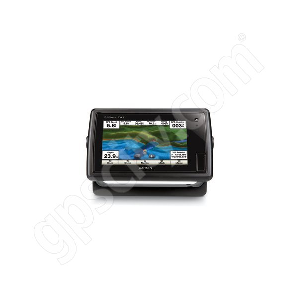Garmin GPSMAP 741 with Preloaded U.S. Lakes and U.S. BlueChart g2 Additional Photo #8