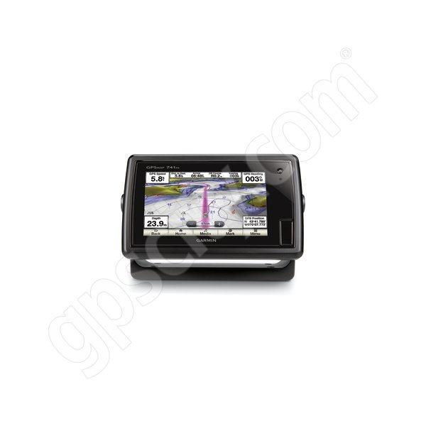 Garmin GPSMAP 741xs with Preloaded U.S. Lakes and BlueChart g2 without Transducer Additional Photo #6