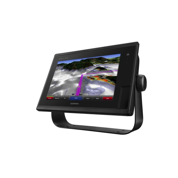 GPSMAP 7610 Fully Network Capable 10 inch GPS Chartplotter Display on