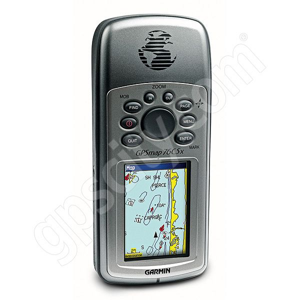 Garmin GPSMAP 76CSx GPS with 4GB Memory Card Additional Photo #2