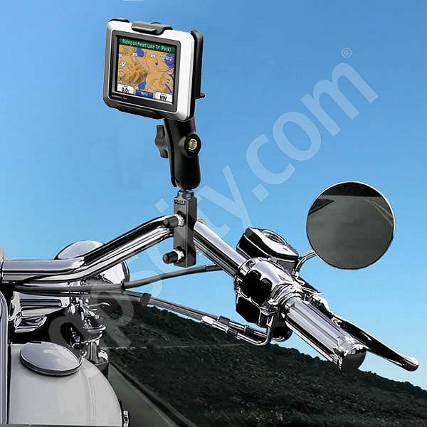 RAM Mount Garmin nuvi 500 Series Motorcycle Kit Mount