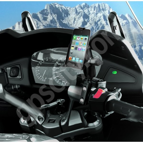 RAM Mount Apple iPod Touch 4G Motorcycle Mount RAM-B-174-AP10U