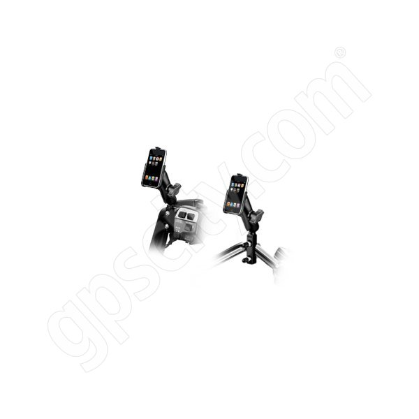 RAM Mount Apple iPod Touch Motorcycle Mount G2 RAM-B-174-AP7U