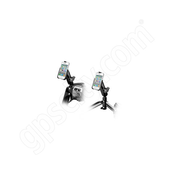 RAM Mount Apple iPhone 4 Motorcycle Mount Kit RAM-B-174-AP9U