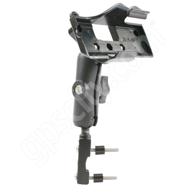 RAM Mount Garmin GPS V Series on Motorcycle Brake Mount