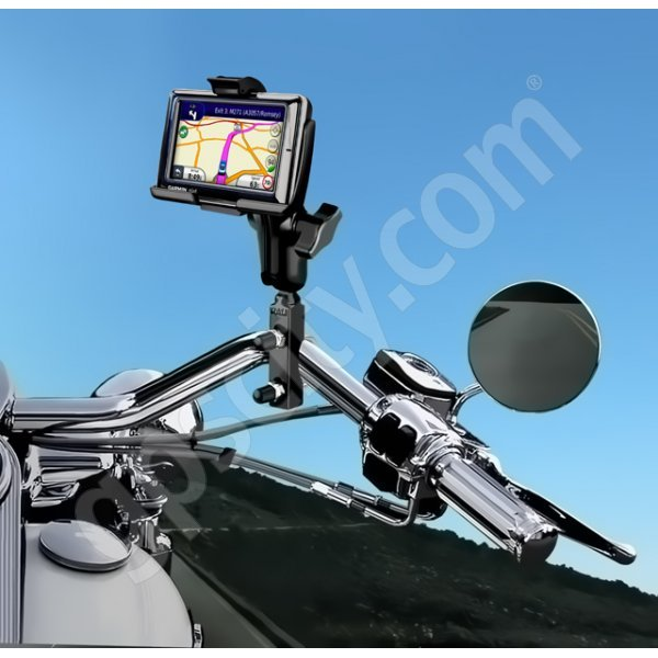 RAM Mount Garmin nuvi 1690 Motorcycle Mount Kit RAM-B-174-GA37U Additional Photo #1