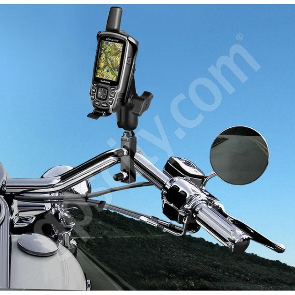 RAM Mount Garmin GPSMAP 62 62s 62st Motorcycle Mount Kit RAM-B-174-GA41U Additional Photo #1