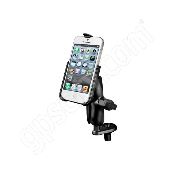 RAM Mount Apple iPhone 5 Fork Stem Motorcycle Mount RAM-B-176-AP11U