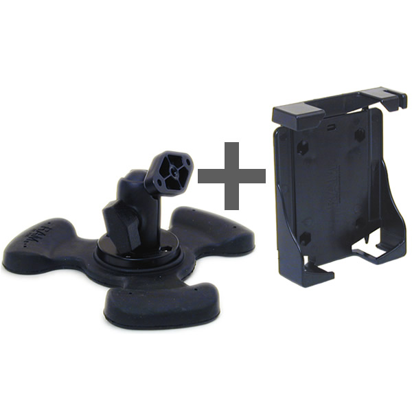 RAM Mount Top Clamp PDA Non-Skid Mount