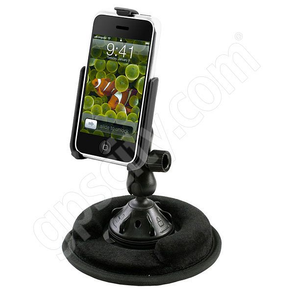 RAM Mount Apple iPhone Series Non Skid Suction Mount