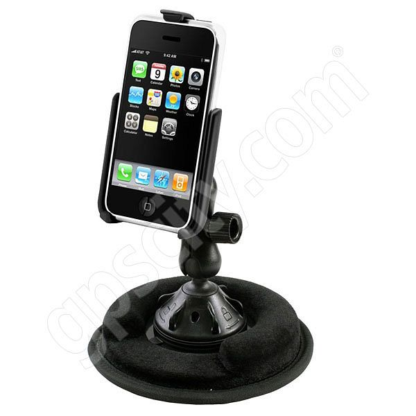 RAM Mount iPhone 3G 3GS Suction Dash Mount RAP-B-279-2-AP6