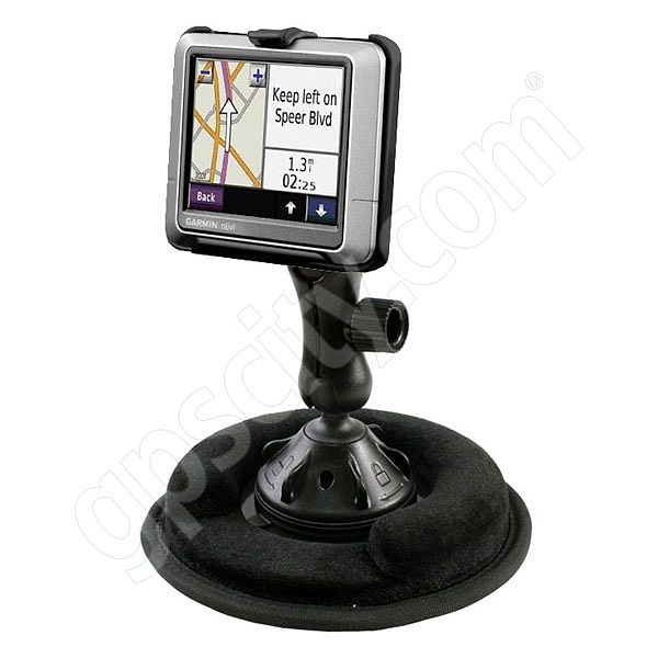 RAM Mount Garmin nuvi 200 Series Non Skid Suction Mount