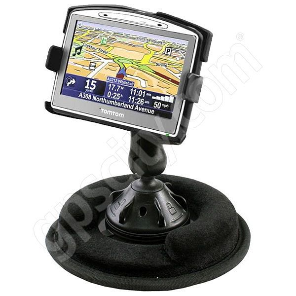 RAM Mount TomTom GO 520T 720T 920T Series Non Skid Suction Mount