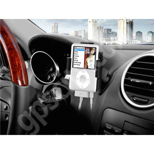 RAM Mount Apple iPod Nano G3 Series Adhesive Snap-Link Mount