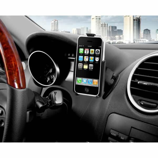 RAM Mount iPhone 3G 3GS Adhesive Dash Mount RAP-SB-178-AP6U