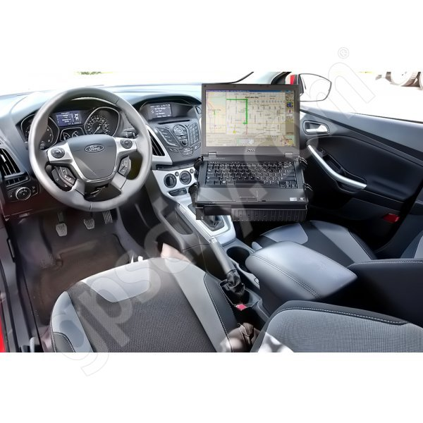 RAM Mount Ford Focus Dual Arm Laptop Vehicle Mount 2011 RAM-VB-188-SW1 Additional Photo #1