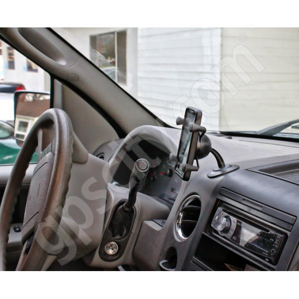 RAM Mount Universal X-Grip Lil Buddy Adhesive Dash Mount RAP-SB-180-UN7U Additional Photo #3