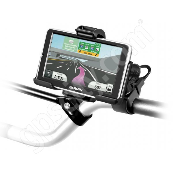 RAM Mount Garmin nuvi 2400 Series Ez-Strap Bike Mount RAP-SB-187-GA45U