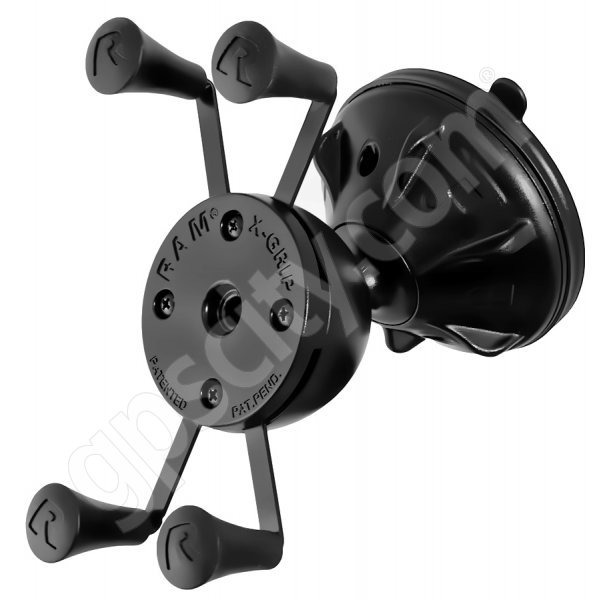 RAM Mount Universal X-Grip Snap Link Suction Mount RAP-SB-224-2-UN7 Additional Photo #1