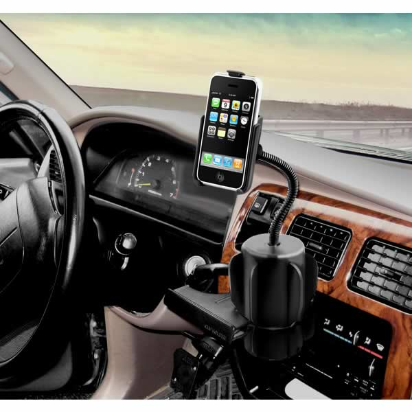 RAM Mount iPhone 3G 3GS Cup Holder Mount RAP-299-2-AP6U