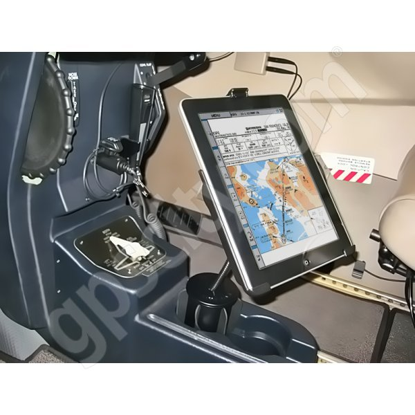 RAM Mount iPad iPad 2 Cup Holder Mount RAP-299-2-AP8U Additional Photo #1