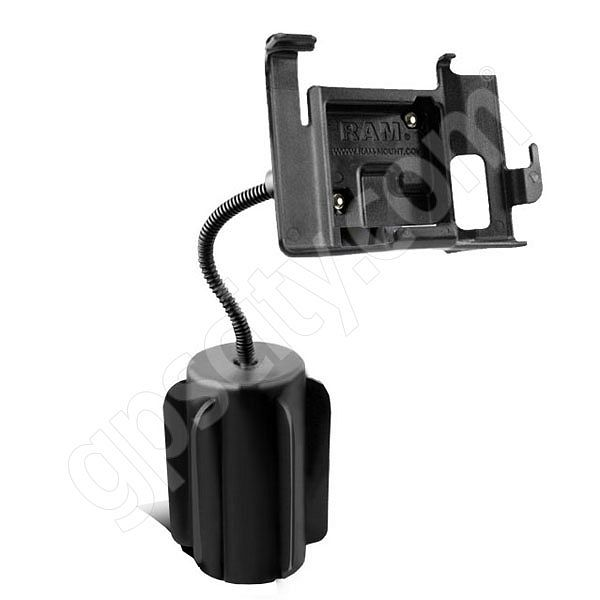 RAM Mount Garmin nuvi 3xx Vehicle Cup Holder Mount