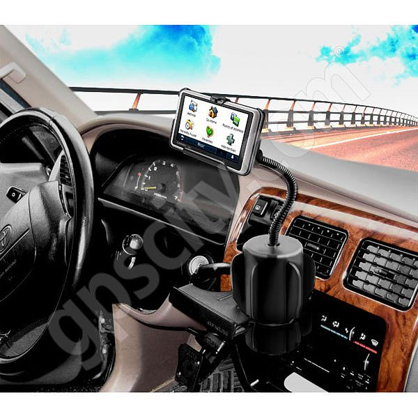 RAM Mount Garmin nuvi 1300 Series Cup Holder Mount RAP-299-2-GA34U