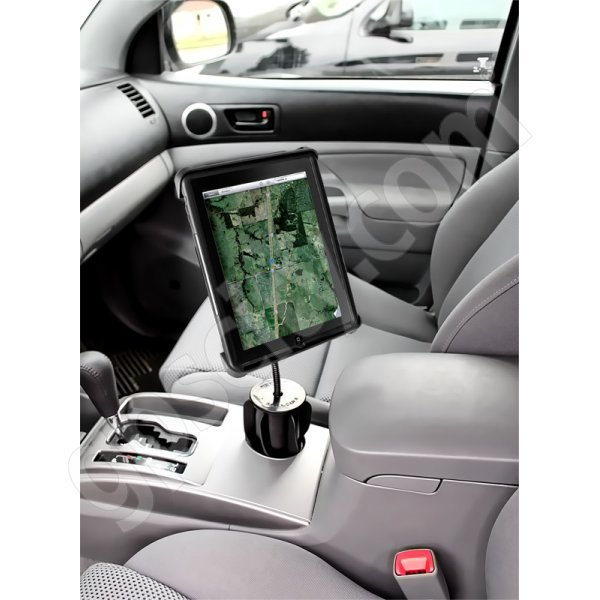 RAM Mount Tab-Tite-6 Tablet Vehicle Cup Holder Mount RAP-299-2-TAB6U