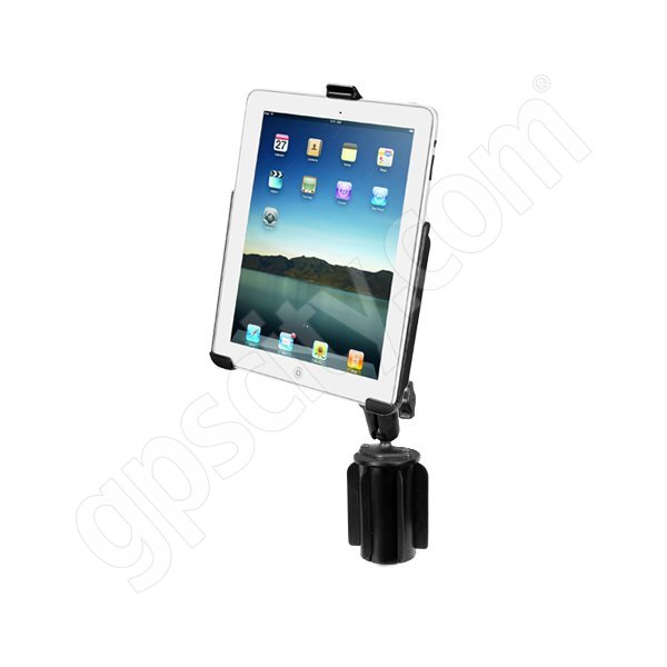 RAM Mount Apple iPad Vehicle Cup Holder B-Ball RAP-299-3-B-AP8U