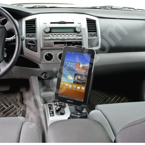 RAM Mount Samsung Galaxy Tab 7.0 Plus Vehicle Cup Holder B-Ball RAP-299-3-B-SAM6U