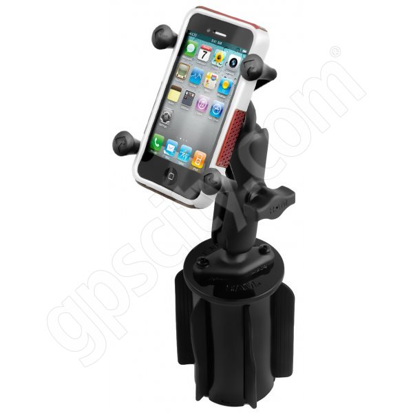 RAM Mount Universal X-Grip Mobile Phone Vehicle Cup Holder B-Ball Additional Photo #1