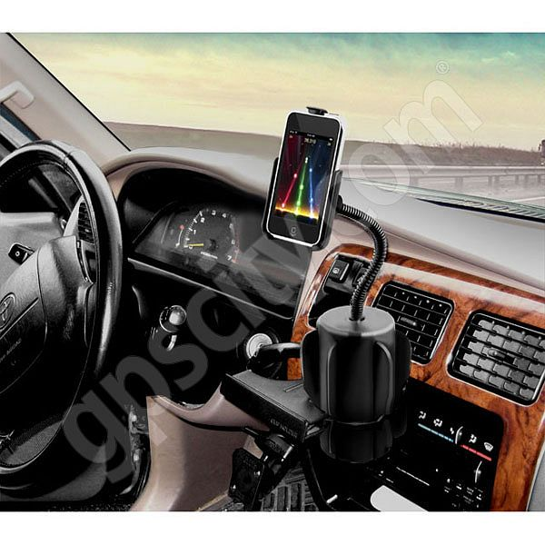 RAM Mount Apple iPod Touch Car Mount G2 RAP-299-105-AP7U Additional Photo #1
